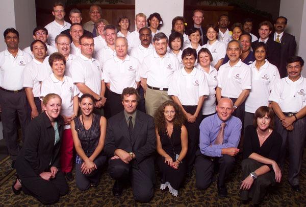 Conference Delegates 2003