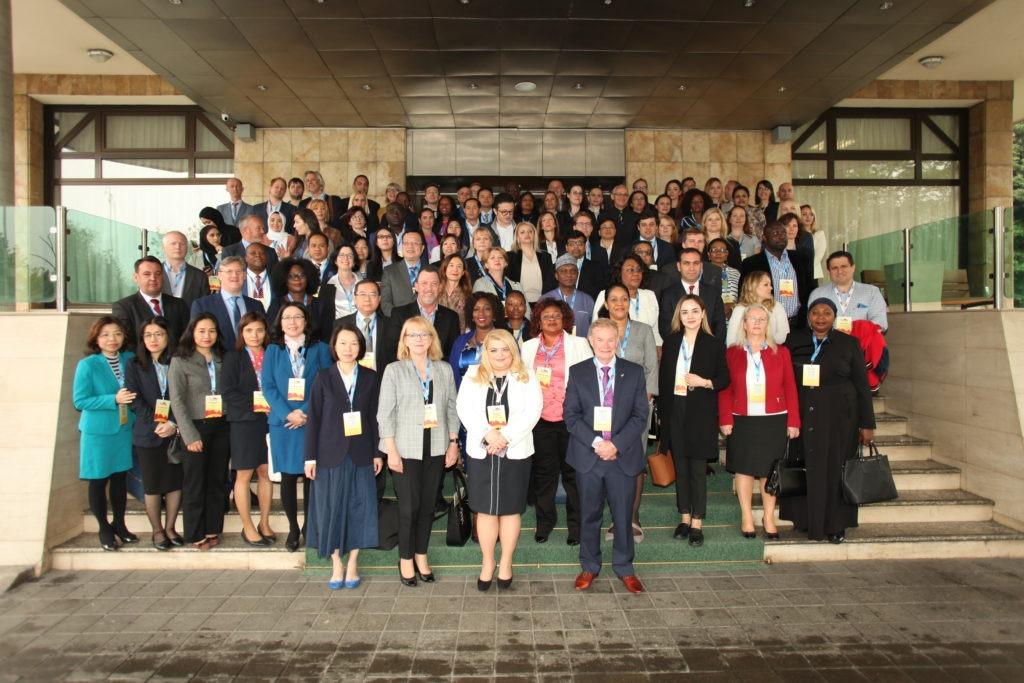 CRF Delegates Skopje 2019