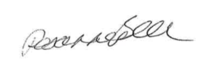 Rosanne Bell Signature