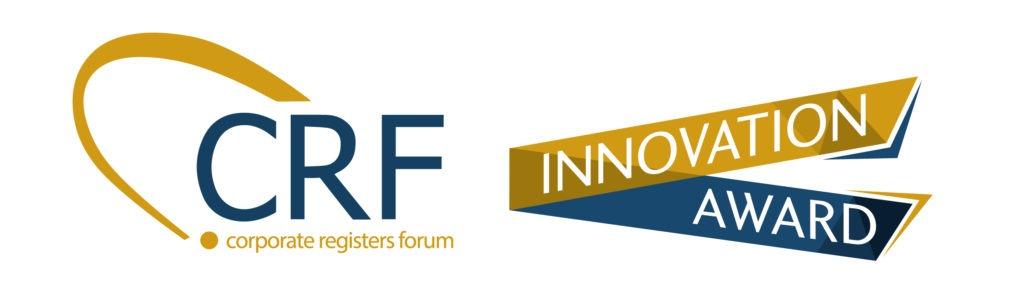CRF award logo