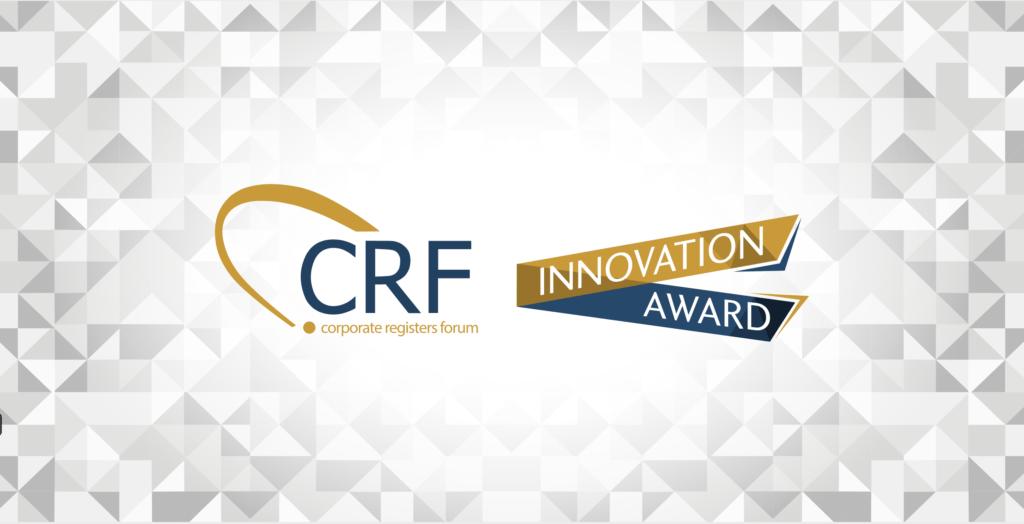 CRF Innovation Awards Banner